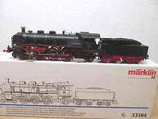 MES-33501Märklin 33184 H0 Delta Digital Dampflok DRG 18 427 sehr guter Zustand