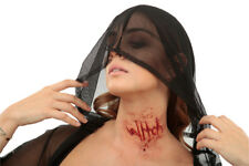 BRANDED WITCH - LATEX PROSTHETIC WOUND APPLICATION HALLOWEEN HORROR