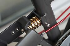sobybike Gold color suspension block for Birdy bike BD bicycle