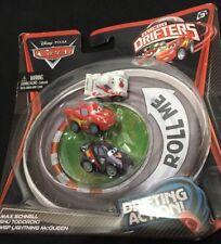 Disney Cars Micro Drifters Max Schnell Shu Todoroki WGP Lightning McQueen
