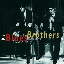 """Blues Brothers """"the definitive COLLECTION"""" CD NUOVO"""