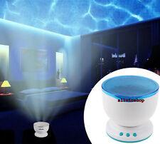 Aurora Master Ocean Night Projection Light Calming Wave Lighting Projector Lamp