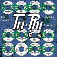Various Artists - The Complete Tri-Phi Singles Vol 2 CD