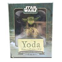 Star Wars Yoda Bring You Wisdom I Will Chronicle Books Mixed Media 2010