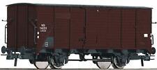 Roco 66362 Ged Guterwagen G10 o. Bh. NS; Auf Wunsch Achsen für Märklin gratis