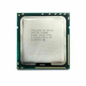 Intel Xeon X5690 3.46GHz Six Core (AT80614005913AB) Processor