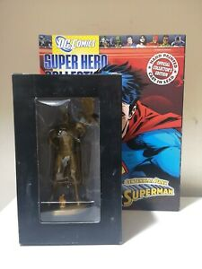 Eaglemoss Marvel DC Comics Superhero Centennial Superman Mega Special