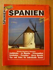 Tourenfahrer Sonder Ausgabe Spanien, Motorrad Reisen