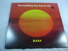 Rasa - Everything You See Is Me - Includes Lyric Insert