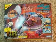 Playmates Star Trek Tng Innerspace Uss Enterprise Mini Playset Ncc-1701-D Mib