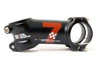 KALLOY UNO 80 x 31.8mm 17 Degree AL 7050 Road/MTB Ultra Light Stem Black