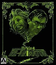 Bride of re-animator Blu ray sealed limited edition 3 bluray set
