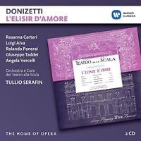 Tullio Serafin - Donizetti: Lelisir damore (Home of Opera) [CD]