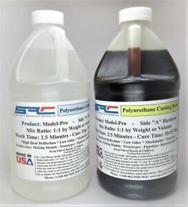 Model-Pro Polyurethane Casting Resin For Making Models, Plastic Parts