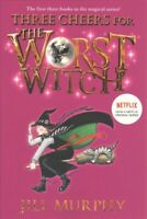 Three Cheers for the Worst Witch, Paperback by Murphy, Jill, Brand New, Free ...