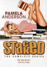 Stacked Complete Series DVD Set Collection TV Show Season Pamela Anderson Episod