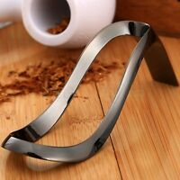 Portable Stainless Steel Durable Tobacco Smoking Pipe Display Stand Rack Holder