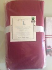 Pottery Barn Organic Toddler Sheet Set+ Elf Shelf Pillow Sham holiday Christmas