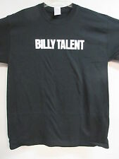 NEW - BILLY TALENT BAND / CONCERT / MUSIC T-SHIRT LARGE