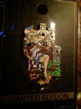HRC Hard Rock Cafe Amsterdam Fairy Tales #3 Candy Girl Pin 2017, Le 300