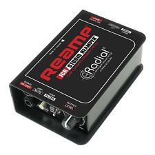 Radial Engineering Reamp Jcr Studio Reamper New! Free 2-Day Delivery!