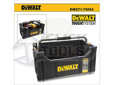 DEWALT DWST 1-75654 Toughsystem Tool Open Tote TOOL BOX vettore DS350