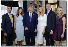 "Donald Trump's Family Fridge Magnet Size 2.5"" x 3.5"""