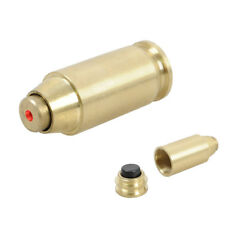 CAL 45 Red Dot Laser Sight Boresight Bore Sighter Sighting Airsoft Military Tool