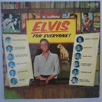 Elvis Presley – Elvis For Everyone! Label: RCA Victor – 443.019 Format: Vinyl