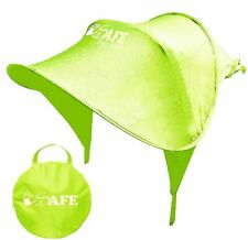 Sun Canopy Ray Shade Umbrella Lime UPF50+ for Buggy/Pushchair/Pram/Stroller