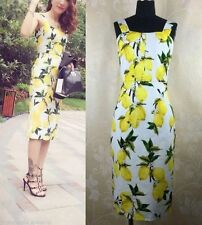Unbranded Polyester Dry-clean Only Floral Dresses for Women