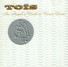 TOÏS - AN ANGEL'S WORK IS NEVER DONE (1997 DUTCH JAZZ CD)