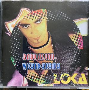 CD: Loka - Baby It's You / Wicked Karma (rare Czech Import)