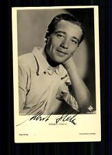 Albert Hehn Ross  Verlag Autogrammkarte Original Signiert ## BC 1124 N