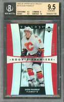 Dion Phaneuf Rookie Card 2005-06 Upper Deck Trilogy #179 BGS 9.5 (9.5 9 9.5 10)
