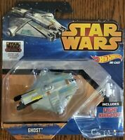 Disney Hot Wheels Highly Collectible Star Wars Starships Ghost Star Wars Rebels