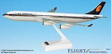 Flight Miniatures Jet Airways Airbus A340-300 Desk Display 1/200 Model Airplane