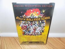 Rock 'N' Roll High School (DVD, 1999, Special Widescreen Edition) BRAND NEW
