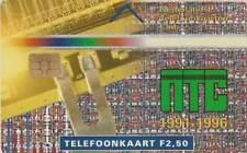 Telefoonkaart / Phonecard Nederland CRD270 ongebruikt - NTC Strip naar Chip
