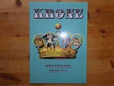 Zirkus Krone Programmheft 1994 -ein schönes Sammlerstück!