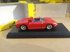 ferrari 250p prova 1963   art model  1/43 mans dans sa boite
