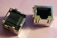 5x SMD Ethernet-Steckverbinder Tyco 6339160-1