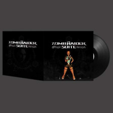 Nathan McCree ‎– The Tomb Raider Suite Exclusive Limited Edition 2x Black Vinyl