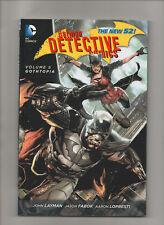 Batman - Detective Comics: Gothtopia - Vol 5 TPB - (Grade 9.2) 2015