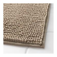 IKEA TOFTBO Anti-Slip Microfibre Bath Mat Bathmat Bathroom Rug 40x60cm in Beige