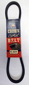 New (old stock) Fan Belt Peerless, Durant, GMC, DeSoto, Chrysler, Pontiac, REO