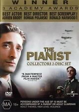 The Pianist (2 Disc Collectors Edition) NEW R4 DVD