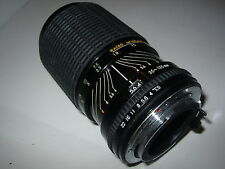 PENTAX PK Fit 35-135 F3.5/4.5 MC Macro SIGMA ZOOM - @ III Objectif Zoom Film/Digital