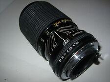 Pentax PK Fit 35-135 F3.5/4.5 MC Macro SIGMA ZOOM - @ III Obiettivo Zoom pellicola/digitale