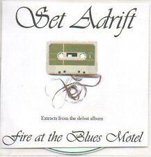 (P737) Set Adrift, Fire at the Blues Motel - DJ CD